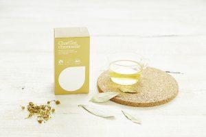 ChariTea chamomille kamille thee biologische thee