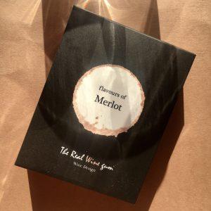 Merlot rode wijn the real wine gum winegum cadeau vinoos by ams wijn cadeau