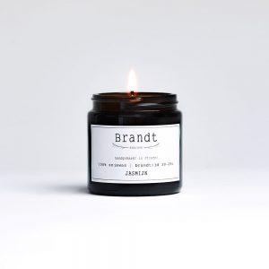 brandt kaarsen geurkaars jasmijn sojakaars sojawas kaarsen maken
